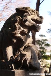 碑文谷八幡神社(目黒区碑文谷)37