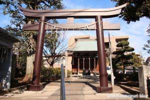 桜森稲荷神社(目黒区平町)3