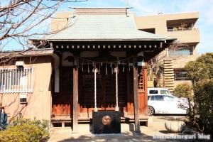 桜森稲荷神社(目黒区平町)6