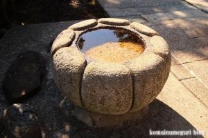 桜森稲荷神社(目黒区平町)10