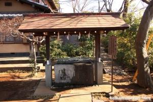 宇佐神社(世田谷区尾山台)4