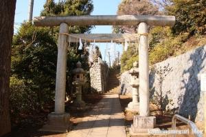 宇佐神社(世田谷区尾山台)3