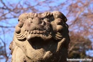 宇佐神社(世田谷区尾山台)14