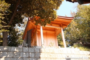 宇佐神社(世田谷区尾山台)18