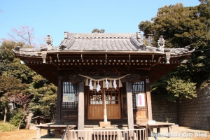 宇佐神社(世田谷区尾山台)19