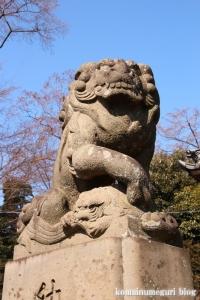 宇佐神社(世田谷区尾山台)10