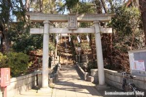 八幡神社(大田区田園調布)1