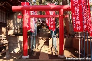 八幡神社(大田区田園調布)6