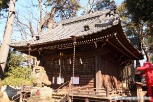 八幡神社(大田区田園調布)21