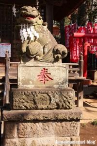 八幡神社(大田区田園調布)8