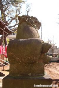 八幡神社(大田区田園調布)16