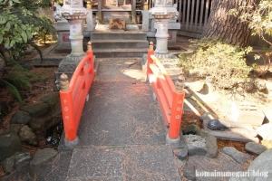 六所神社(世田谷区野毛)16