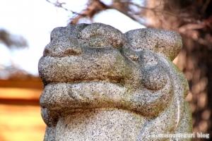 六所神社(世田谷区野毛)32