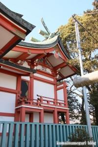 六所神社(世田谷区野毛)8
