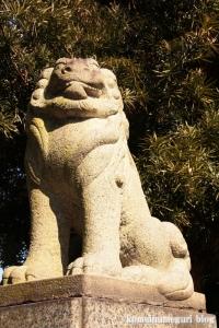 六所神社(世田谷区野毛)23