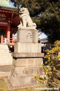 六所神社(世田谷区野毛)22