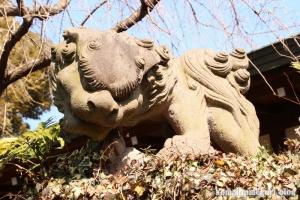 玉川神社(世田谷区等々力)26