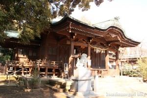 玉川神社(世田谷区等々力)30