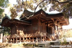 玉川神社(世田谷区等々力)44