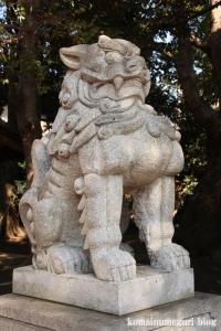 玉川神社(世田谷区等々力)4