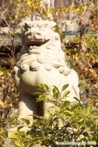 玉川神社(世田谷区等々力)9