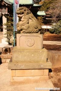 玉川神社(世田谷区等々力)11