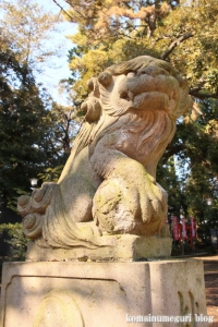 玉川神社(世田谷区等々力)16