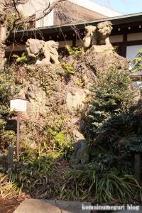 玉川神社(世田谷区等々力)23