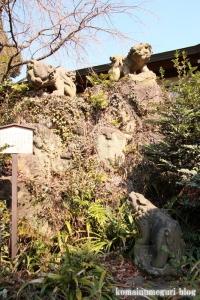 玉川神社(世田谷区等々力)28