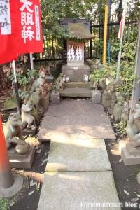 玉川神社(世田谷区等々力)35
