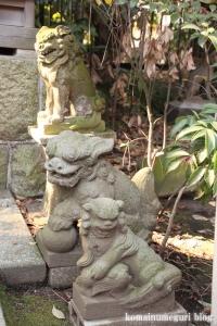 玉川神社(世田谷区等々力)39