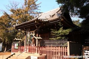 天祖神社(世田谷区中町)8