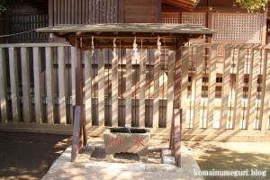 天祖神社(世田谷区中町)11