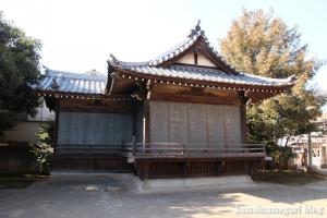 天祖神社(世田谷区中町)19
