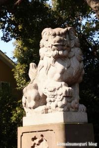 天祖神社(世田谷区中町)5