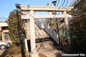 諏訪神社(世田谷区玉川)6