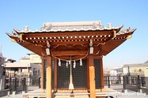 諏訪神社(世田谷区玉川)8