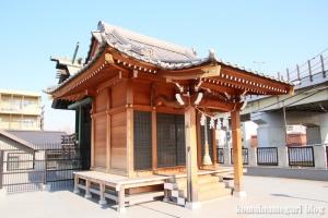 諏訪神社(世田谷区玉川)9