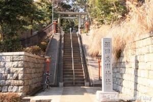 瀬田玉川神社(世田谷区瀬田)1