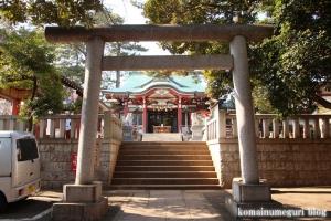 瀬田玉川神社(世田谷区瀬田)8