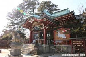瀬田玉川神社(世田谷区瀬田)12