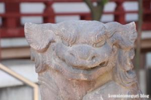 瀬田玉川神社(世田谷区瀬田)26