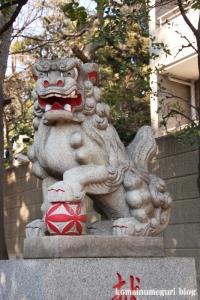 瀬田玉川神社(世田谷区瀬田)6
