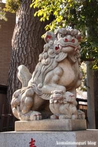 瀬田玉川神社(世田谷区瀬田)7