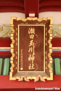 瀬田玉川神社(世田谷区瀬田)11