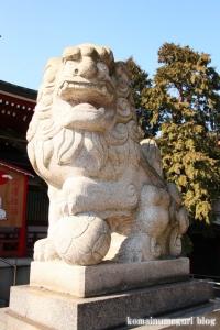 瀬田玉川神社(世田谷区瀬田)15