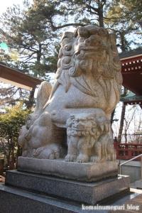瀬田玉川神社(世田谷区瀬田)16