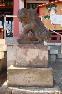 瀬田玉川神社(世田谷区瀬田)17