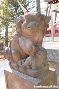 瀬田玉川神社(世田谷区瀬田)22