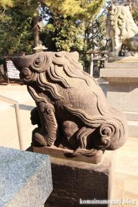 瀬田玉川神社(世田谷区瀬田)23